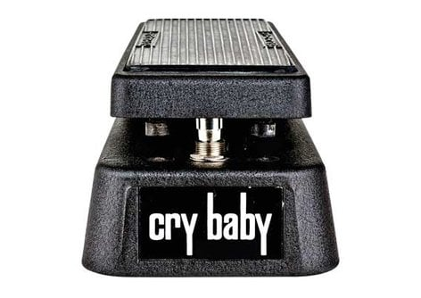 Dunlop Manufacturing GCB95N Crybaby Original Wah Pedal Original Crybaby GCB95N