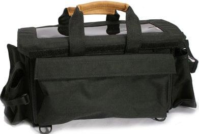 "Porta-Brace AO-2XB  Black Audio Organizer Case (14 x 6 x 8"" Interior) AO-2XB"