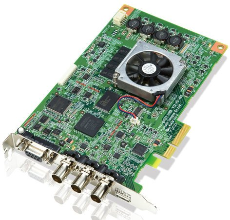 Grass Valley STORM3G PCIe Card with Edius Software STORM3G