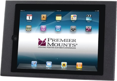 Premier Mounts IPM-100 Protected VESA Mounting Frame for iPad IPM-100