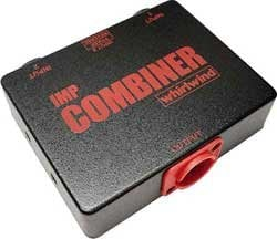 Whirlwind IMP-COMBINER Low-Z Combiner w/ Phase Reverse IMP-COMBINER