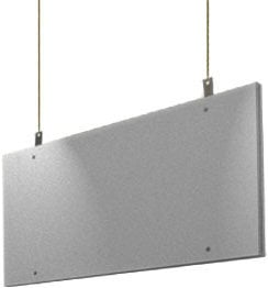 Primacoustic SATURNA 2' x 4' Hanging Ceiling Flag Baffle SATURNA