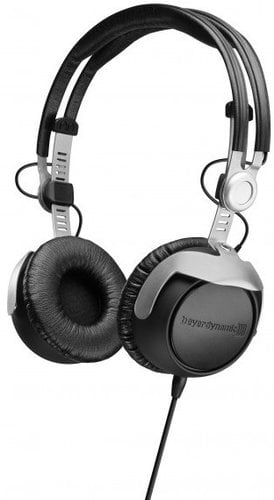 Beyerdynamic DT 1350 Hi-Fi Over Ear Headphones with Tesla Drivers and Straight Cable DT1350