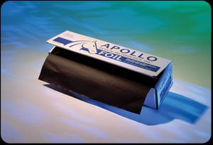 """Apollo Design Technology AC-FOIL-12X50 Foil Roll, 12""""x50` AC-FOIL-12X50"""
