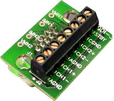 QSC DDI3  DataPort Interface/Accessory Card DDI3