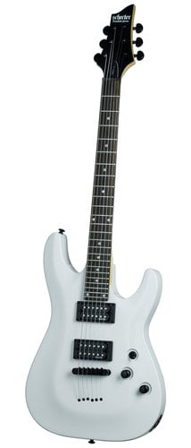 Schecter Guitars Omen-6 Guitar, Electric String-Thru OMEN-6