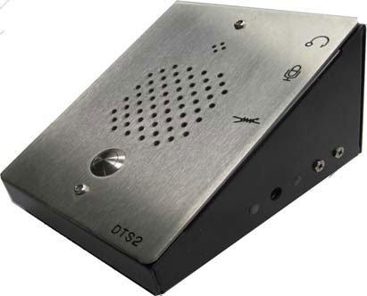 """Quam DTS2 Desktop Station with Flush Mic & 3"""" Speaker DTS2"""