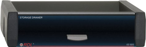 RDL EZ-SD2  1/3 Rack Width Storage Drawer for EZ-RA6 or EZ-CC6 EZ-SD2