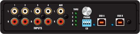 Rane SL4 Interface for Serato Scratch Live SL-4