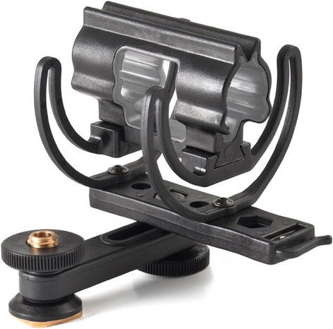 Rycote 042901  InVision Video Hot Shoe Mount  042901
