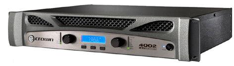Crown XTi 4002 1200W Per Channel @ 4 Ohms Stereo Power Amplifier XTI4002