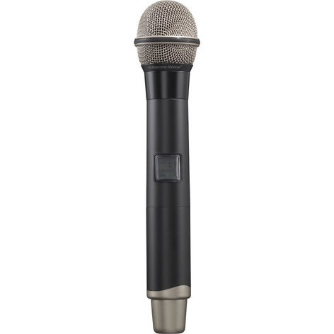 Electro-Voice HT 300 Wireless Mic, Hand Held, with the PL22 Cardioid Dynamic Capsule and Case HT-300