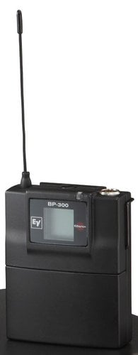Electro-Voice BP 300 Wireless Bodypack Transmitter for the R300 series, with Case BP-300