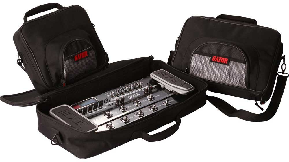 "Gator Cases G-MULTIFX-1510 15"" x 10"" Multi-Effects Pedal Gig Bag G-MULTIFX-1510"