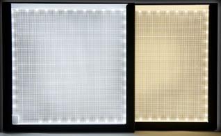 24x24 LitePad Tungsten Daylight Temp. LED Light Source