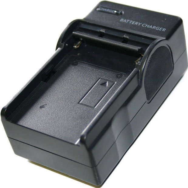 Panasonic D Series-Compatible Battery Charger