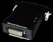 Optional DVI Input Module for Orchid Series Monitors