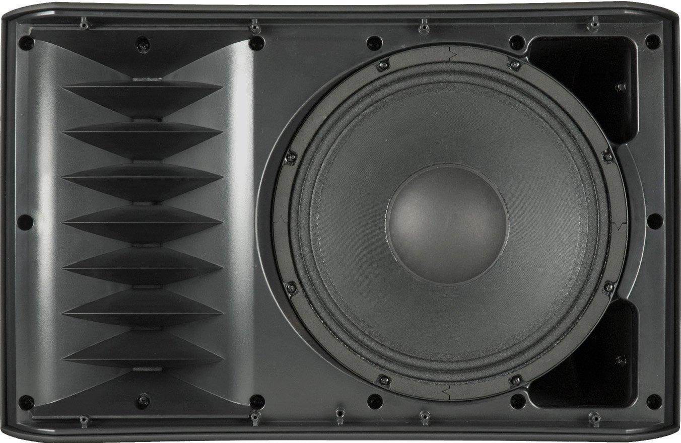 "12"" 500W Powered Line Array Loudspeaker in White"