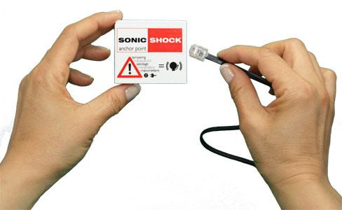 Anchor Point Sensor,SonicShock