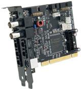 52-ch. I/O PCI Card, 24bit/96kHz