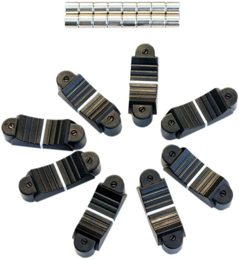 Sound Devices Replacement Fader Knobs
