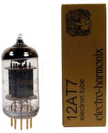 12AT7 Preamp Vacuum Tube