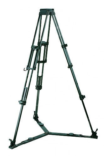 Two-Stage Aluminum Pozi-Loc Tripod, ENG 100mm