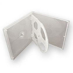 Jewel Case, 3 Disc Translucent