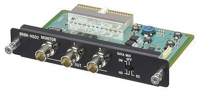 HD/SD SDI Output Option Card