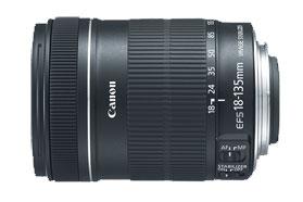 EF-S 18-135mm f/3.5-5.6 IS Standard Zoom Lens