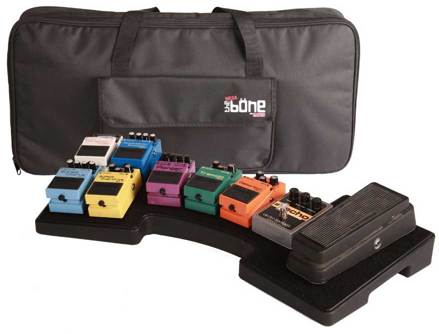 Mega Pedalboard with Gig Bag