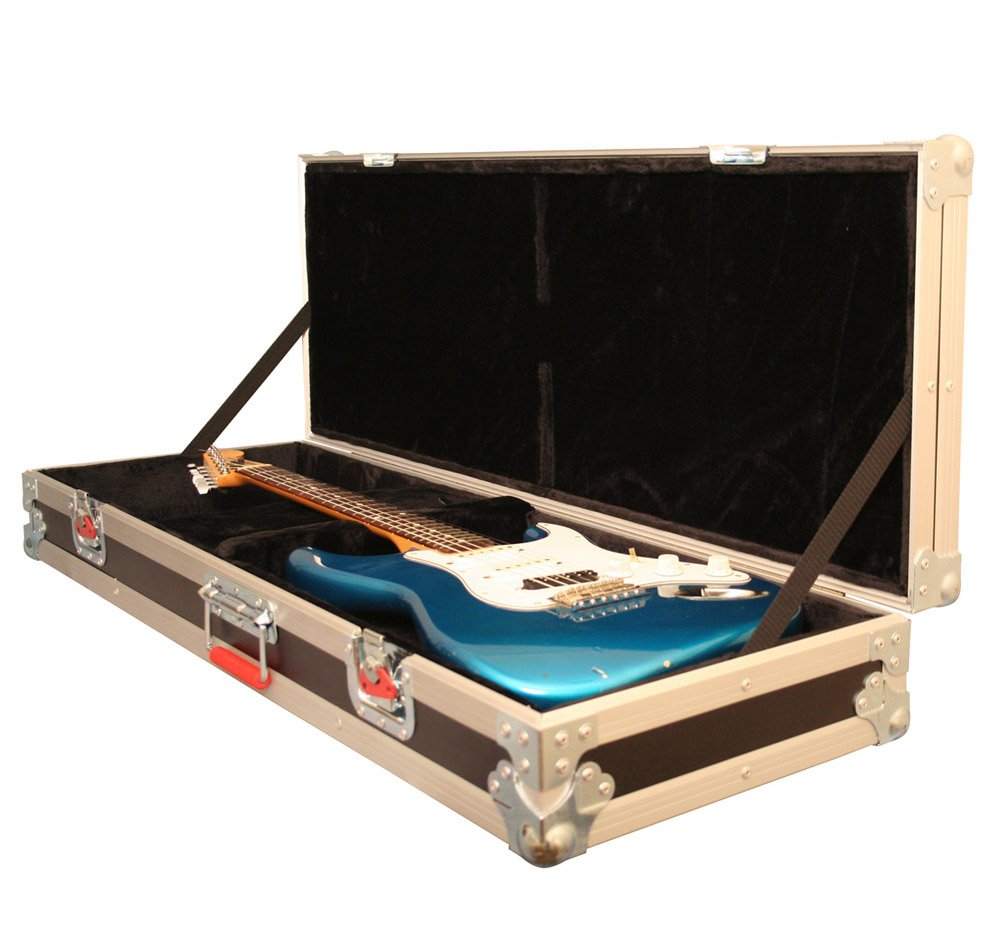 Hardshell Wooden ATA Electric Guitar Flight Case