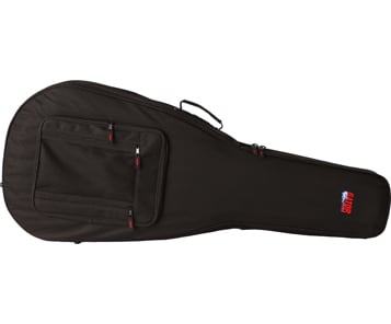 Gator Cases GL-LPS Lightweight Foam Electric Guitar Case for Single-Cutaway Guitars GL-LPS