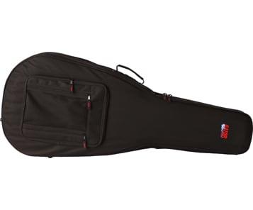 Lightweight Foam Jumbo Acoustic Guitar Case