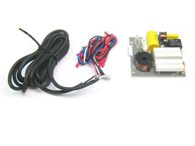Crossover Network for R2-52X Loudspeaker System