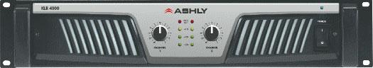 Ashly KLR-2000 2 Channel Power Amplifier with 350W Per Channel @ 8 Ohms KLR2000