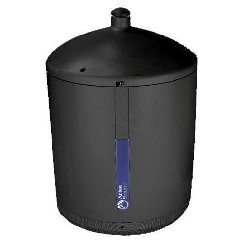 """Pendant Speaker, 8"""" BLACK"""