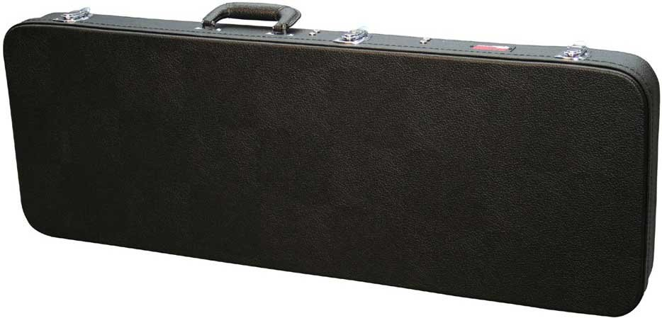 Gator Cases GWE-BASS Hardshell Wooden Electric Bass Case GWE-BASS