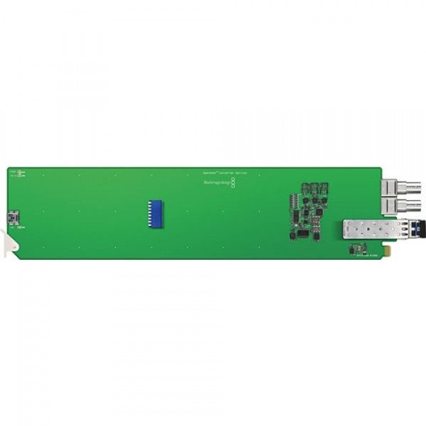 OpenGear Converter - Optical Fiber to SDI, SDI to Optical Fiber