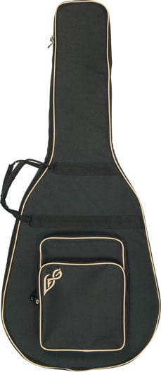lag hlg40j 40 series jumbo acoustic guitar gig bag full compass systems. Black Bedroom Furniture Sets. Home Design Ideas