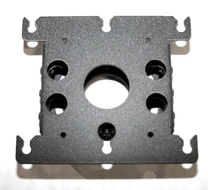 Universal Top Mount for Projector Mount, Silver