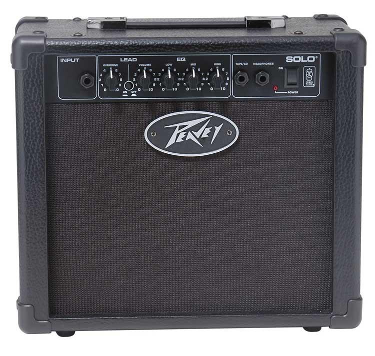 12W Guitar Combo Amp
