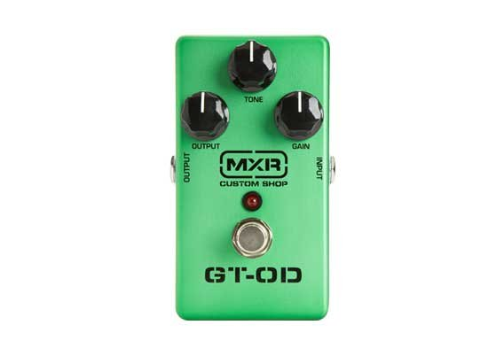 GT-OD Overdrive Guitar Effects Pedal