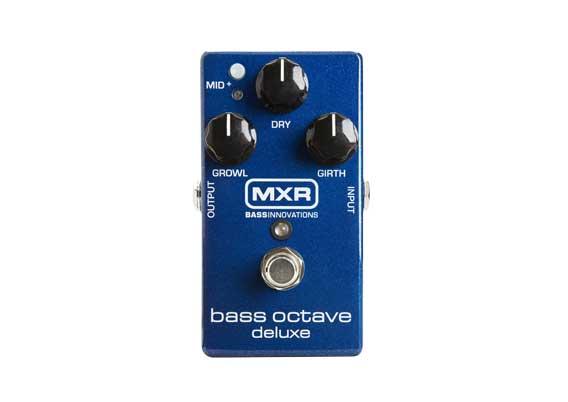 Bass Effect Pedal, Ocatave