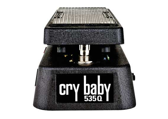 Fasel Wah Pedal Crybaby Q Black