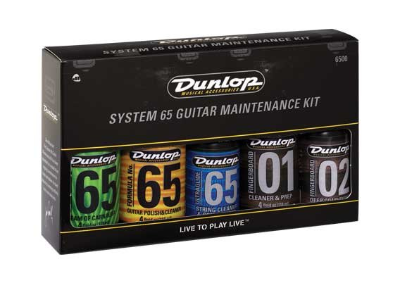 System 65 Guitar Maintenance Kit