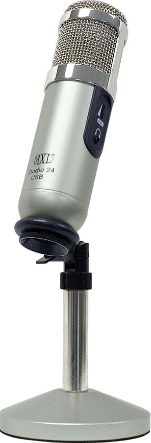 24-Bit USB Microphone