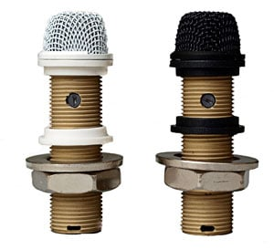 Mic, Variable Polar Pattern, White