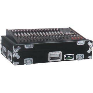Mixer Case for Soundcraft GB4-24