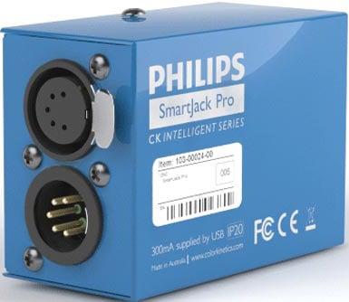 Philips Color Kinetics 103-000024-00 SmartJack Pro USB to DMX Converter 103-000024-00